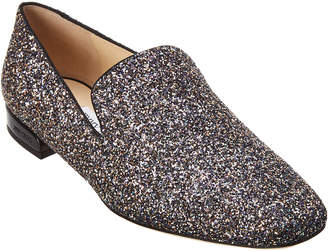 Jimmy Choo Jaida Glitter Slipper