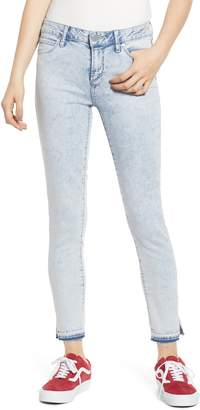 Articles of Society Suzy Release Hem Crop Skinny Jeans