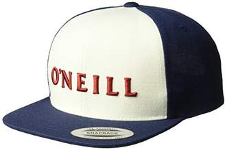 O'Neill Men's Six Panel Snapback Hat