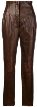 Alberta Ferretti high waist trousers