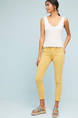 AG Jeans The Abbey Mid-Rise Skinny Jeans