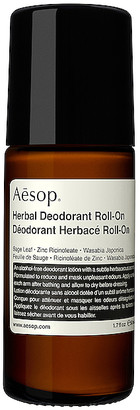 Aesop Herbal Deodorant Roll-On.