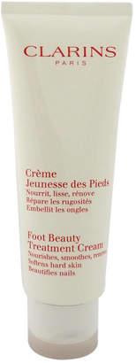 Clarins 4Oz Foot Beauty Treatment Cream