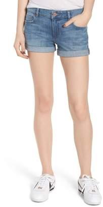 DL1961 Renee Cuff Denim Shorts