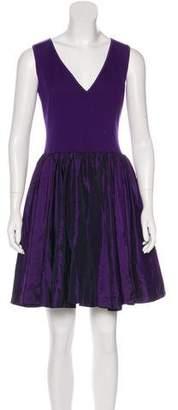 Halston Sleeveless A-Line Dress w/ Tags