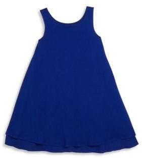 Ralph Lauren Toddler's, Little Girl's& Girl's Tiered A-Line Dress