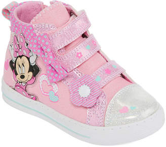 Disney Minnie Mouse Girls Sneakers - Toddler