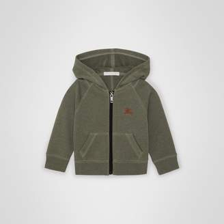 Burberry Childrens Cotton Jersey Hooded Top
