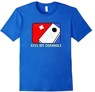 Tailgate Kiss My Cornhole T-Shirt Sports Tournament