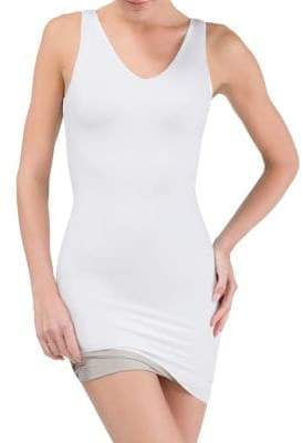Spanx Assets Red Hot Label By Reversible Shaper Slip Dress
