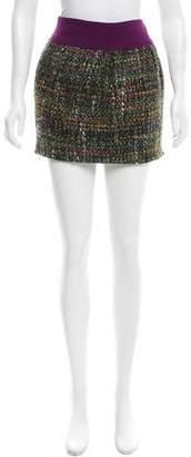 Diane von Furstenberg Bouclé Garrini Skirt