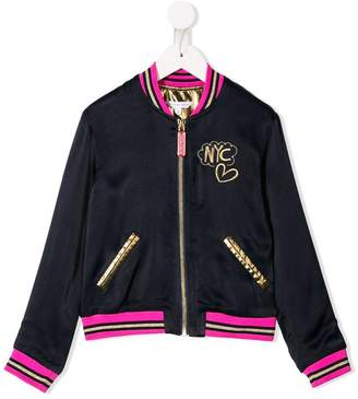 Little Marc Jacobs reversible bomber jacket