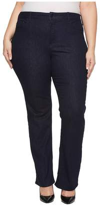 NYDJ Plus Size Plus Size Barbara Bootcut Jeans in Rinse Women's Jeans