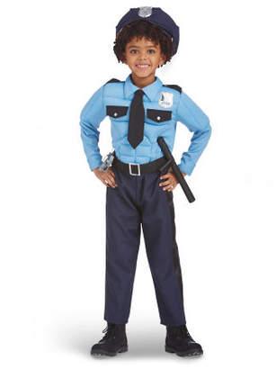 Boys Policeman Costume