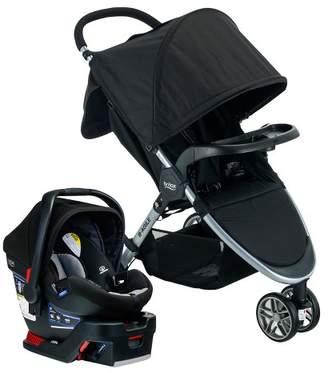 Britax Dual Comfort Travel System - Gray/Black