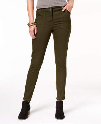 Style&Co. Style & Co Skinny-Leg Pants, Created for Macy's