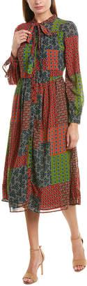 Walter Baker Minnie Midi Dress
