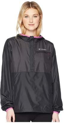 Columbia Mountain Side Windbreaker Women's Coat
