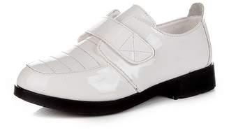 Bumud Kids PU Leather Uniform Dress Shoe Oxford (Toddler/Little Kid/Big Kid)