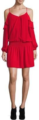 Ramy Brook Women's Mina Cold Shoulder Dress