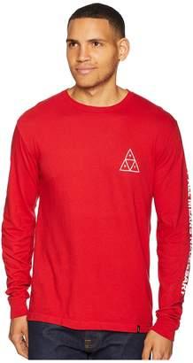 HUF Essentials TT Long Sleeve Tee Men's T Shirt