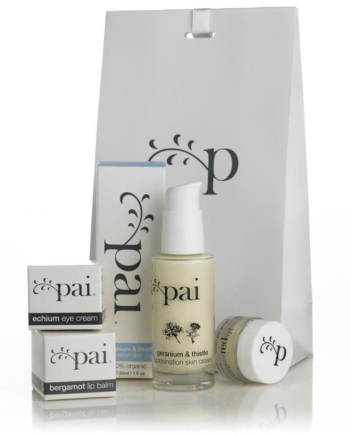 Pai  organic Skin Care Gift Set For Dry Skin