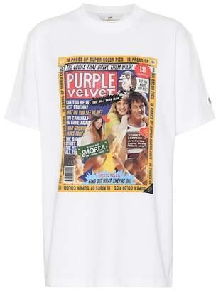 Eytys Smith Teen printed cotton T-shirt