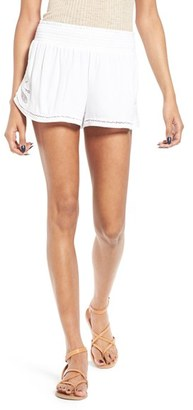 Women's Volcom Ladyland Woven Shorts $42 thestylecure.com