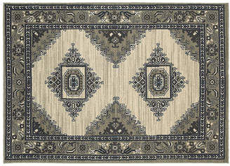 One Kings Lane Leon Rug - Beige/Gray