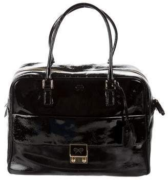 Anya Hindmarch Patent Leather Bag