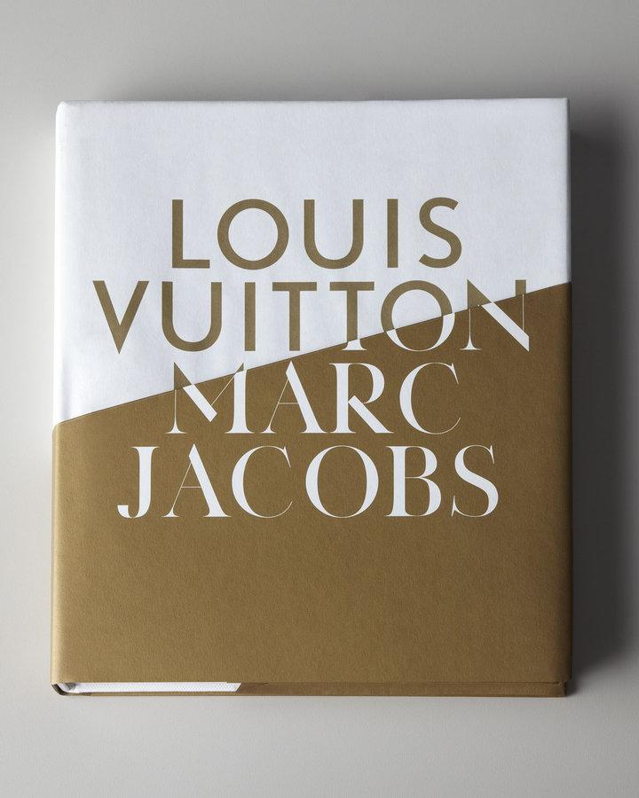 "Horchow ""Louis Vuitton/Marc Jacobs"" Hardcover Book"