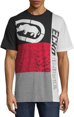 Ecko Unlimited Unltd Mens Crew Neck Short Sleeve T-Shirt