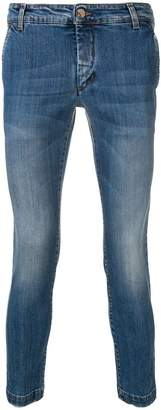 Entre Amis welt pockets jeans