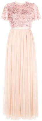 Needle & Thread Dream Rose gown
