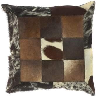 Surya Trail Pillow 18 x 18 x 4