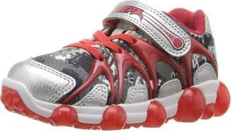 Stride Rite Kids Leepz Little Kid Boy's Sneakers, Red/Silver