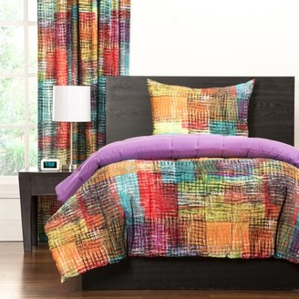 Crayola EtchTwin Comforter Set