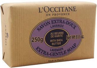 L'Occitane 8.8Oz Lavender Shea Butter Extra Gentle Soap