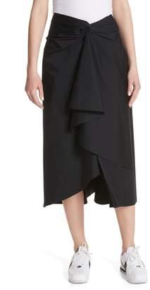 A.L.C. Diller Ruffle Front Skirt