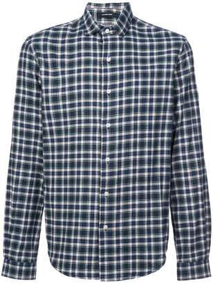 R 13 checked shirt
