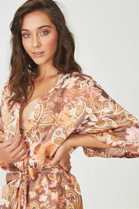 Cotton On Kimono Gown