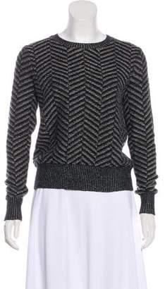 Soyer Wool-Blend Knit Sweater
