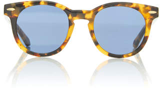 Karen Walker Monumental by Wilde Round Sunglasses