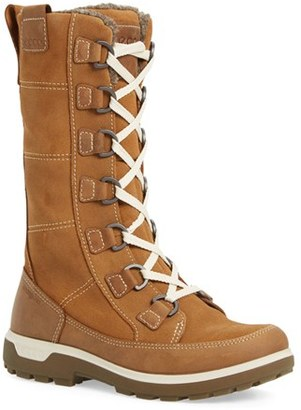 ECCO 'Gora' Gore-Tex ® Waterproof Lace-Up Boot (Women) $219.95 thestylecure.com