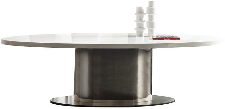 Cappellini Pacini e Ellys Dining Table - Glossy Lacquered- 250x110