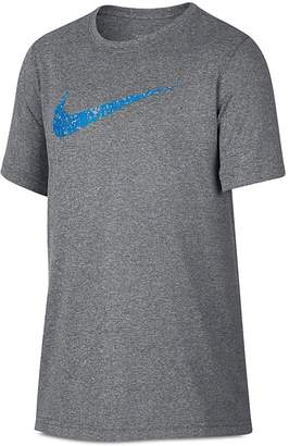 Nike Boys' Dri-FIT Swoosh Tee - Big Kid