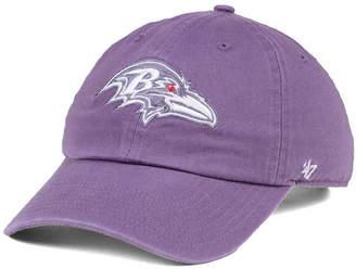 '47 Women's Baltimore Ravens Pastel Clean Up Cap