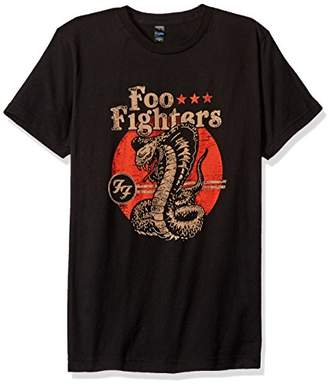FEA Men's Foo Fighters Cobra Mens Soft T-Shirt