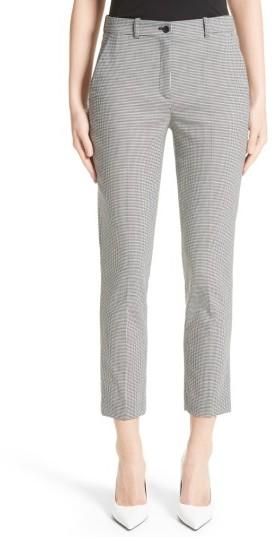 Women's Michael Kors Samantha Houndstooth Pants