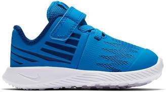 9106e063d8 Nike Star Runner Boys Running Shoes Hook and Loop - Toddler
